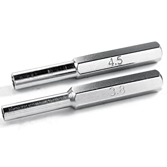 3.8mm + 4.5mm Seguridad Poco Destornillador Herramienta para ...