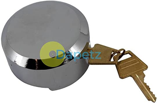 73mm Round Shackless Padlock Heavy Duty Van Lock High Security Round Padlock