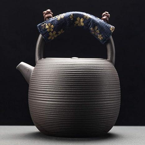 Pote de cerámica de la Salud Pote del té Pote de elevación ...