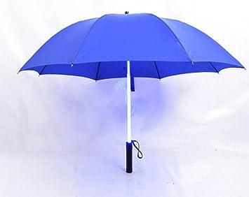THUNFER Paraguas Paraguas LED Paraguas Luminoso Creativo ...