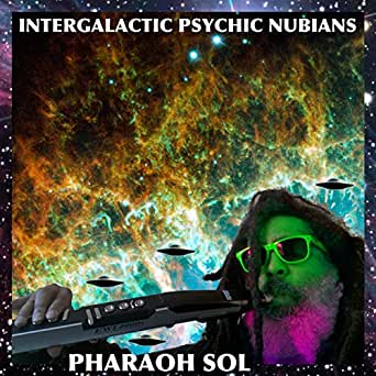 Ancient Egypt: Intergalactic Psychic Nubian Airways by