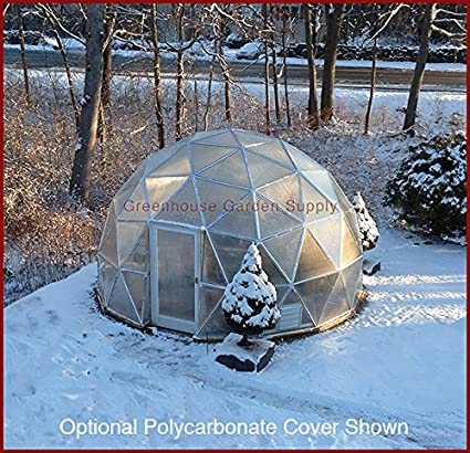 Polycarbonate Greenhouse Cover 4mm - Clear 24