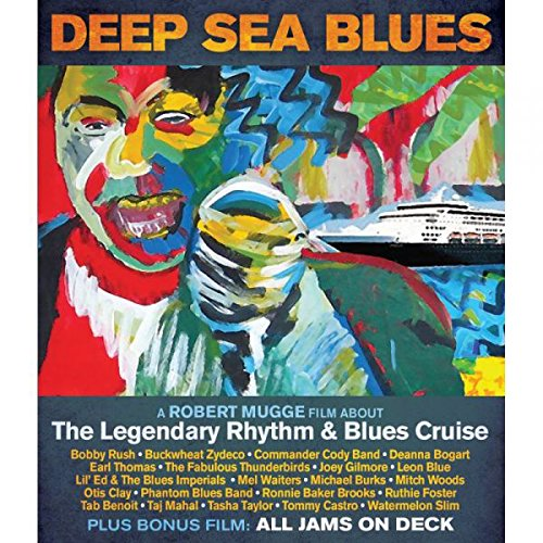 Deep Sea Blues [Blu-ray]