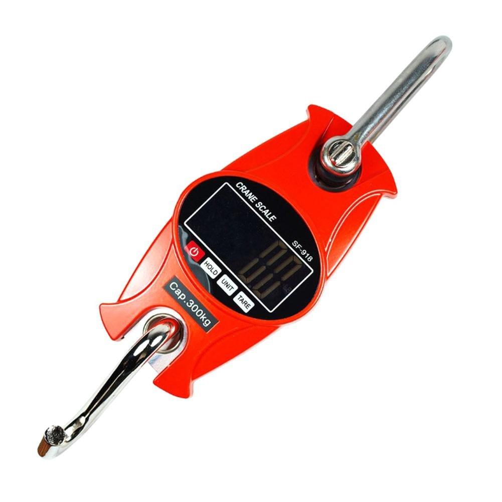 Balance Électronique Portative D'échelle De Grue 300kg Sans Batterie, Pèse-personne portable monté sur batterie Pèse-personne portable monté sur batterie Eruditter