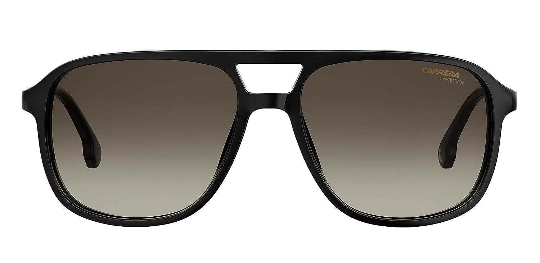 Carrera 173/S Gafas de sol, Multicolor (Black), 56 para Hombre