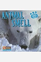 Animal Smell (Animals and Their Senses) Paperback
