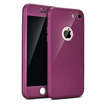 coque iphone 8 2 face