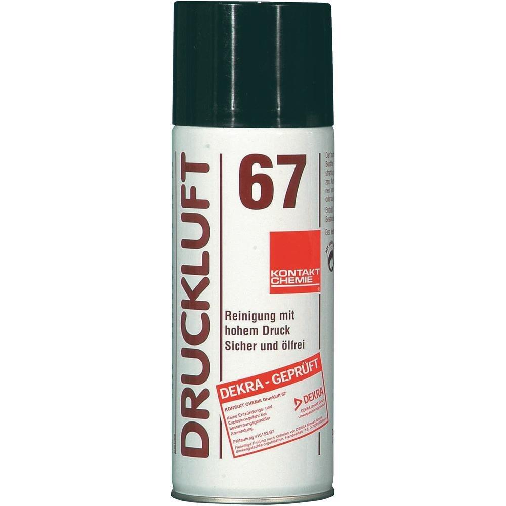 KONTAKT CHEMIE Druckluftreiniger DRUCKLUFT 67, 200 ml VE = 1 30826-AF