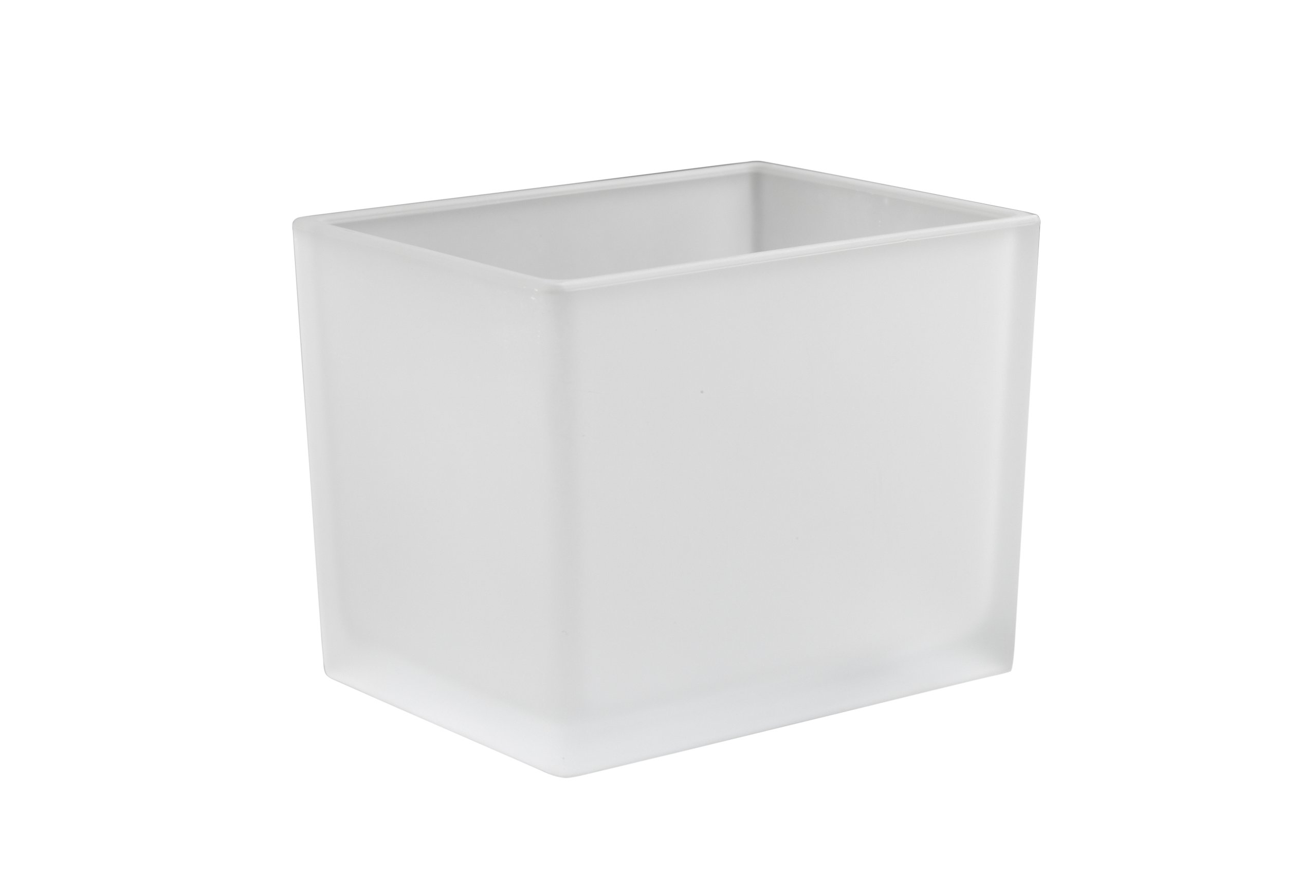 Kohler K-11596-FRG Loure Container, Frosted Glass