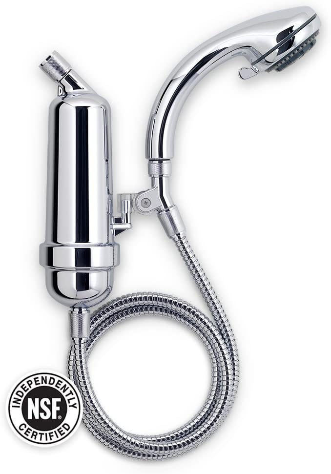 Hard Water Filter For Shower Products