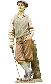 Accents U0026 Occasions Standing Golfer Statue, 25 Inch Tall