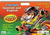 I Can Learn Spanish and English Floor Tablet, Grades Preschool-2, Carson-Dellosa Publishing Staff, 0769656722