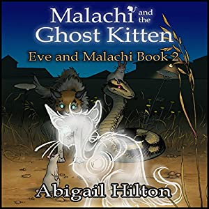 Malachi and the Ghost Kitten Audiobook