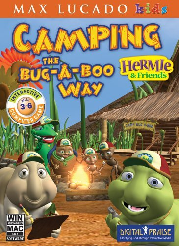 Hermie & Friends: Camping the Bug-A-Boo Way (Win/Mac) by Digital Praise