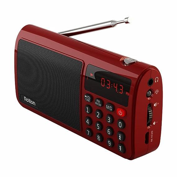 Review Rolton T50 Portable FM
