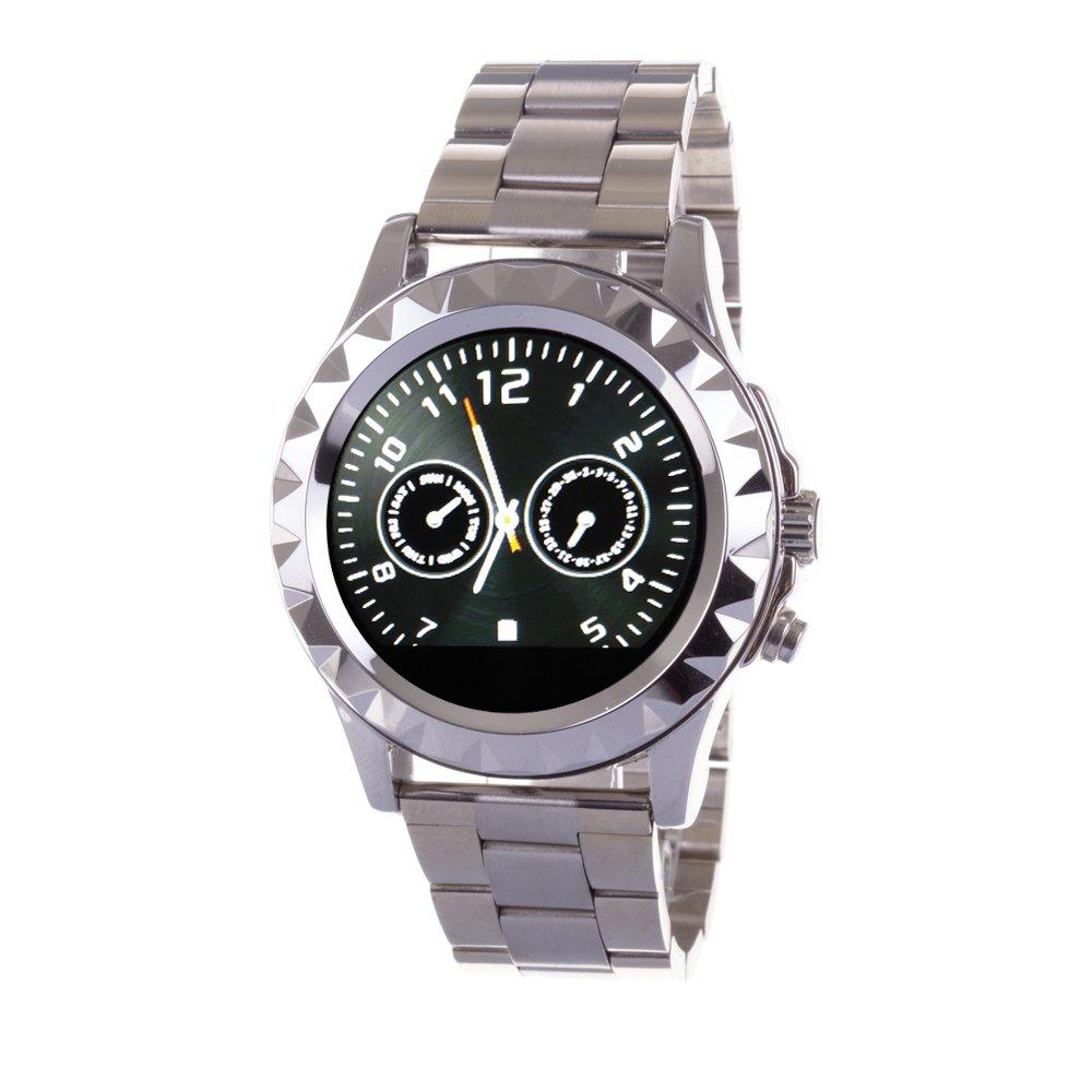 DAM DMR084 - Smartwatch M18, Color Plata: Amazon.es: Electrónica