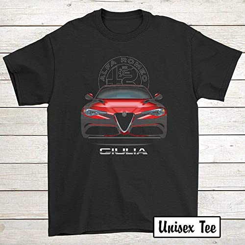 Fit Alfa Romeo Car Mens T-Shirt