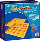 Creative School - Geometry with Geoboard - (CRE0672)