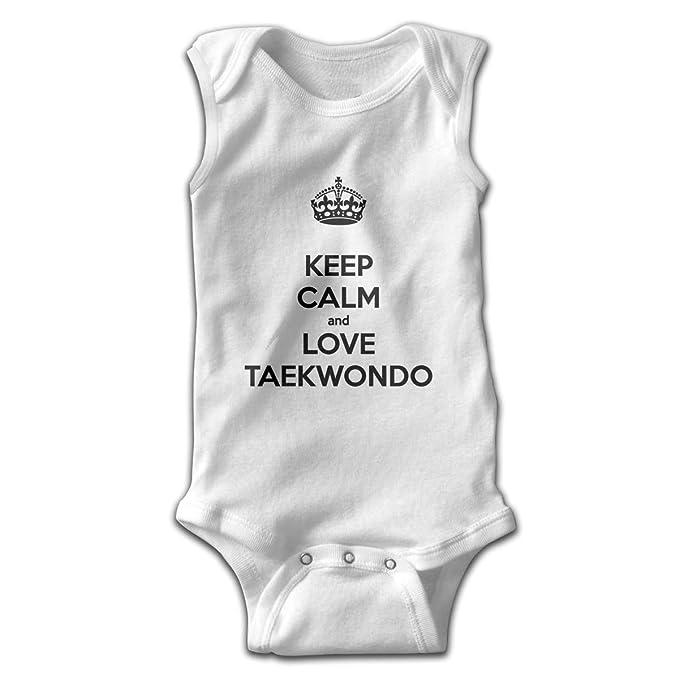 Amazon.com: Traje de algodón sin mangas para bebés y niños ...
