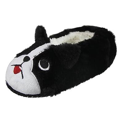 47da140b8c3a Womens Slipper Novelty Cute Warm Comfort Girls Slippers Socks Plush Spa  Bedroom Foot Warmers Wraps Anti
