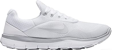 save off 89b33 02892 Nike Mens Free Trainer V7 Training Shoes (8.5 D(M) US) White