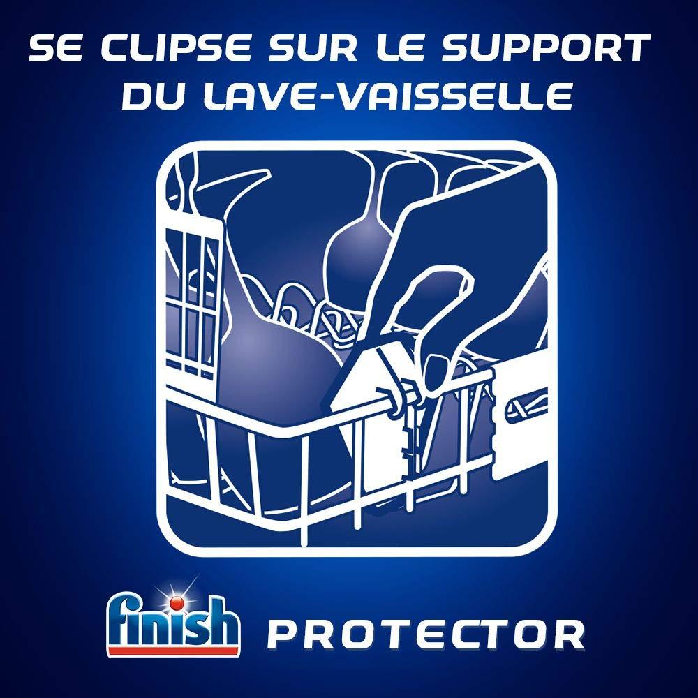 Finish Protector de vajilla Regular pack de 3 unidades