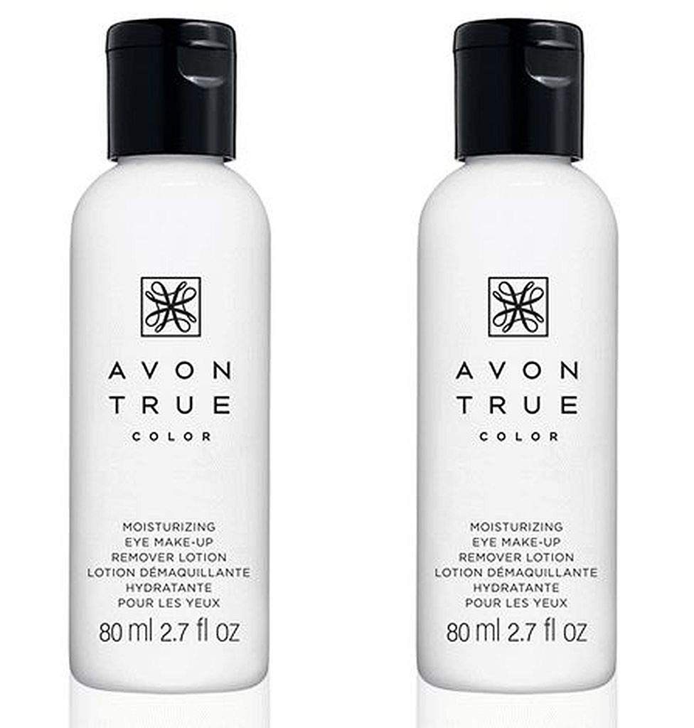 Avon Moisture Effective Eye Makeup Remover Lotion, 2 Ounce - LOT OF 2 - GREAT DEAL! by Avon