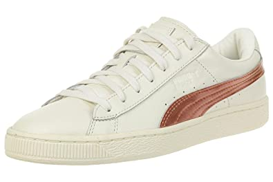 Puma Basket Classic Metallic SN Sneaker Damen Mädchen Schuhe 363201 ...