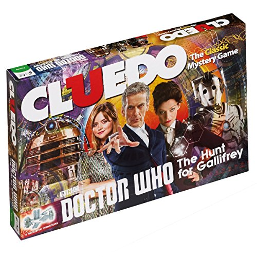 CLUEDO The Classic Mystery Game - 9