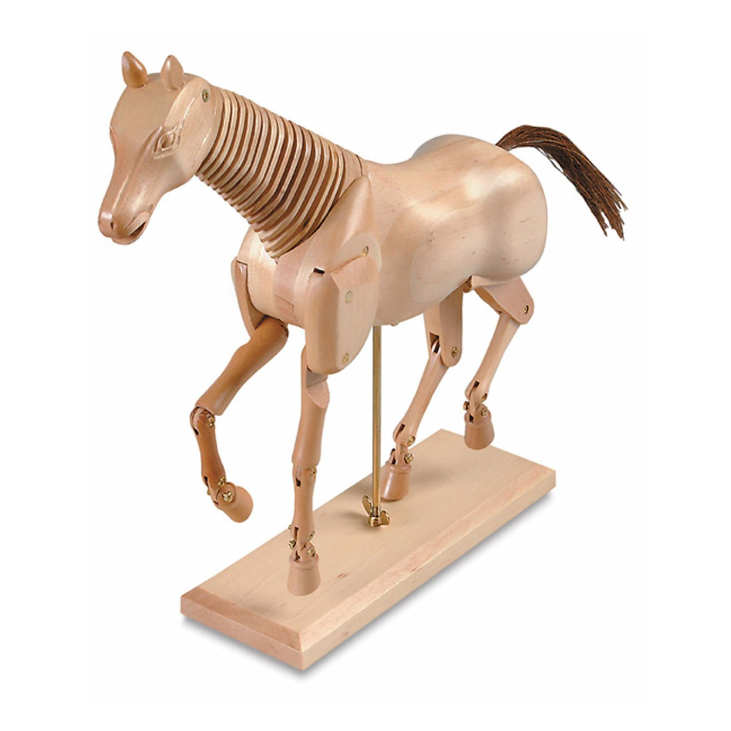Posable Horse Mannequin for Teen Girls Who Love to Draw Horses