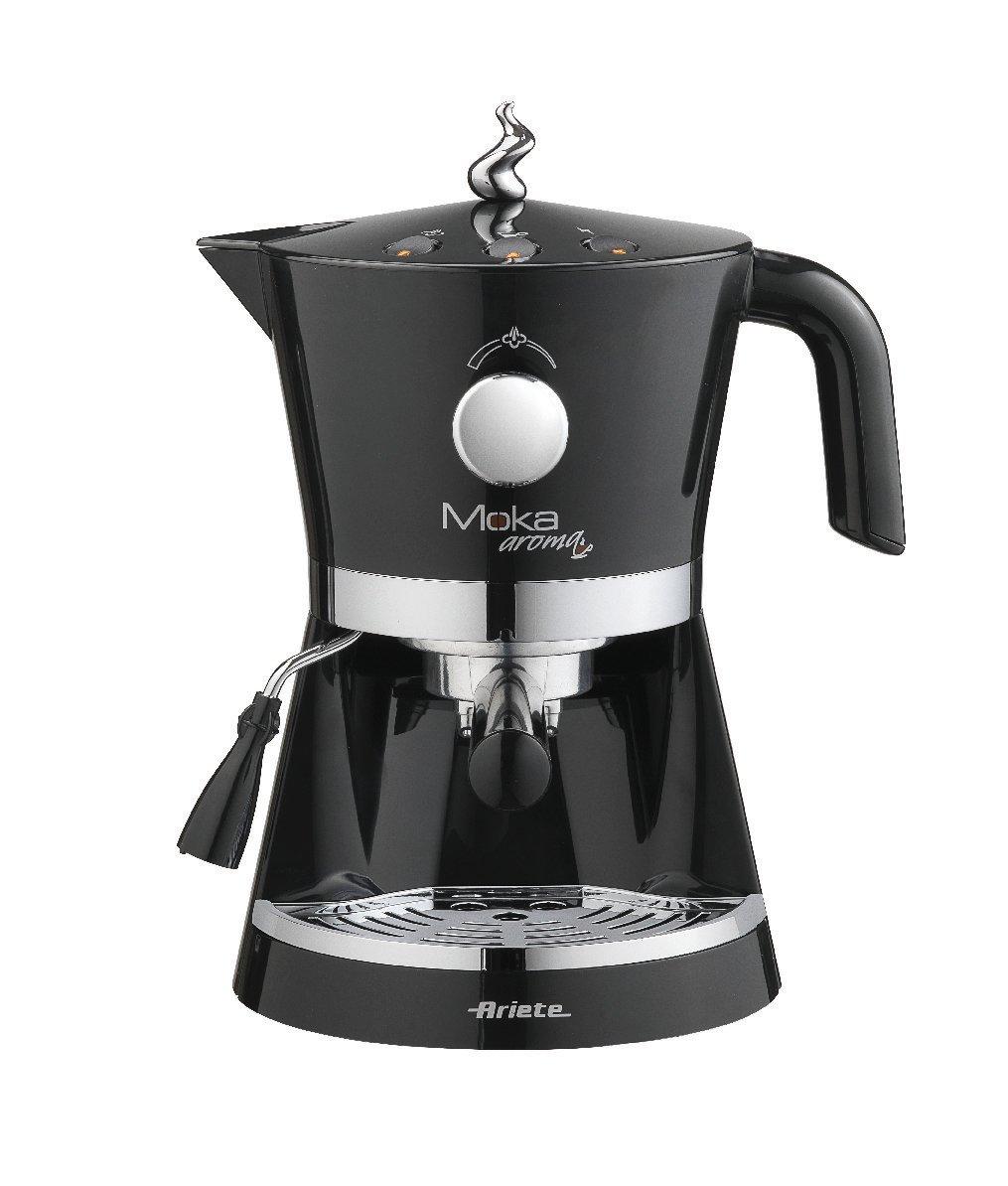 Ariete 1337 Independiente Máquina espresso Negro - Cafetera ...