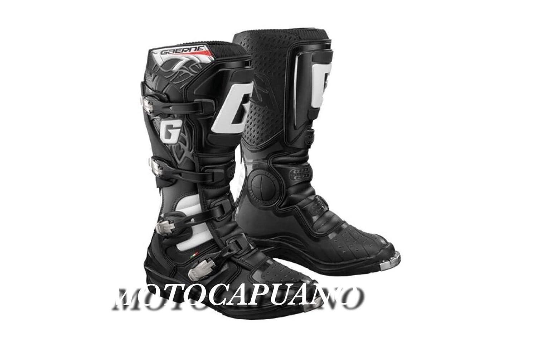 Stiefel Stiefel Größe 43 Gaerne Cross Enduro GX Evo schwarz schwarz