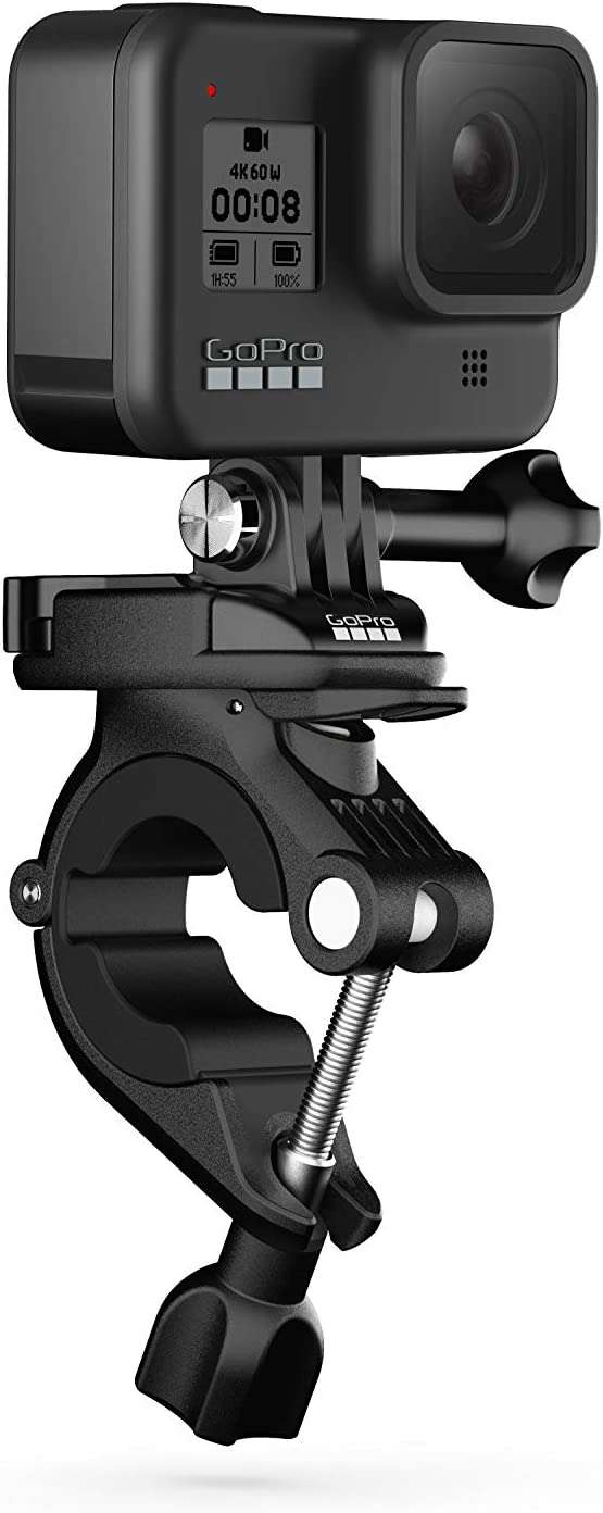 All GoPro Cameras GoPro Handlebar//Seatpost//Pole Mount Official GoPro Mount