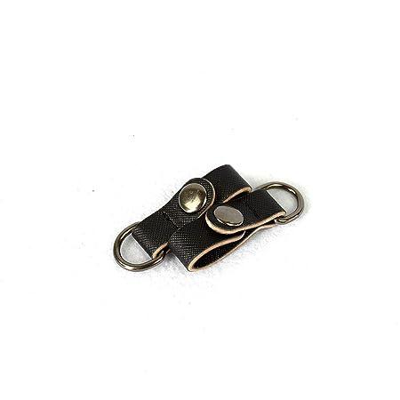 Obag Gun - Cadena larga de metal negro para bolso de hombro ...