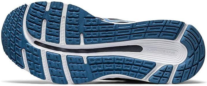 ASICS Gel-Cumulus 21 - Zapatillas de correr para hombre, Gris (Azul/Gris), 46 EU: Amazon.es: Zapatos y complementos
