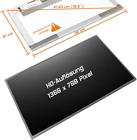NEW LAPTOP LCD DISPLAY FOR LP156WH4 N1 TL 15.6 WXGA HD LED