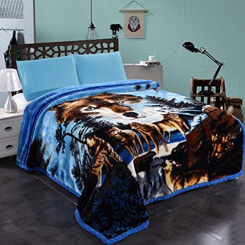 JML Plush Blankets King Size 85