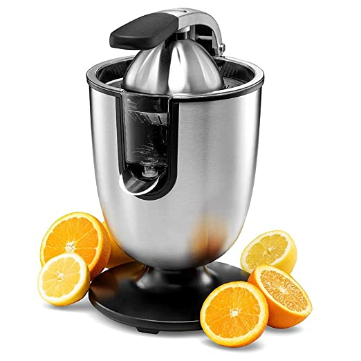 Wc-kYT Exprimidor eléctrico de cítricos para Naranja, limón ...