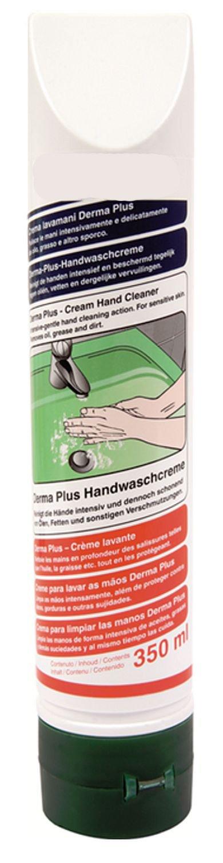 Crema de lavado a mano dermatológicamente Plus - 350 ml - Es un optimizado, suave, cómodo duftender mano Limpiador, la industria para eliminar pesado de ...