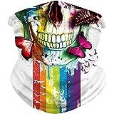 Fashion Face Mask Bandanas Sports & Casual Headwear Seamless Neck Gaiter, Headwrap, Balaclava, Helmet Liner