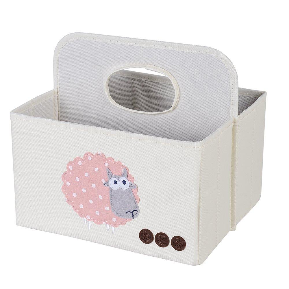 Nursery Organizer Caddy with Handle 11\