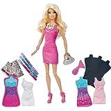 Mattel X7892 Barbie Crea La Moda
