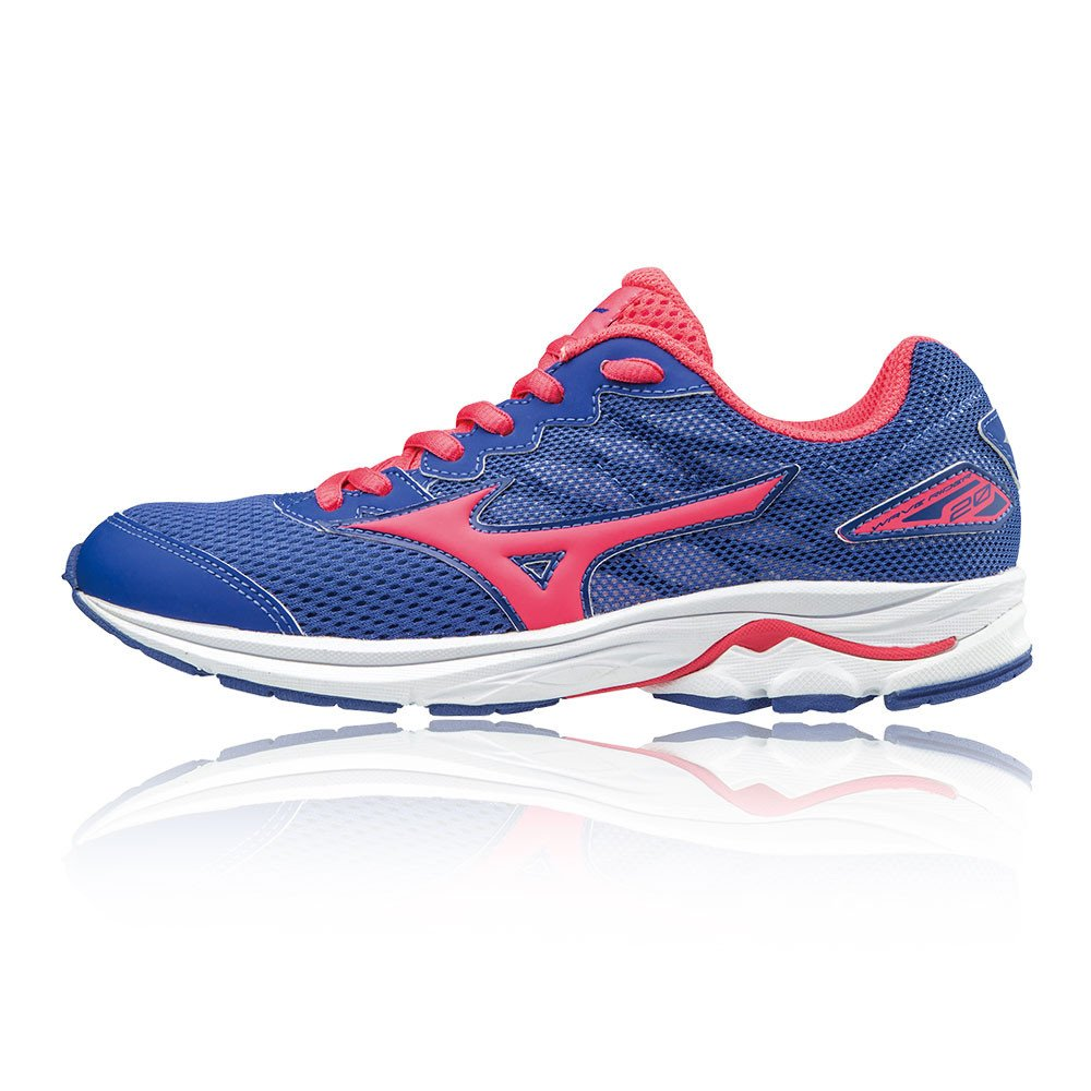 Mizuno Girls' Wave Rider Jnr Running Shoes
