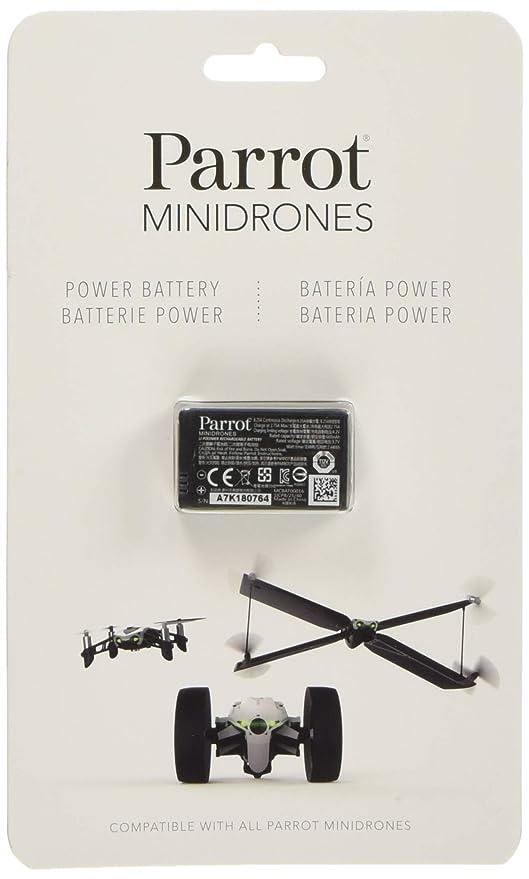 Parrot Minidrones - Batería Power 660 mAh: Amazon.es: Electrónica