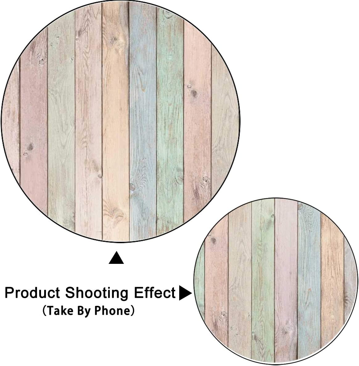 10x8ft,chy454 Levoo Flannel Wood Background Photography Studio Vintage Worn Wooden Boards Backdrop Birthday Family Party Holiday Celebration Romantic Wedding Photography Home Decoration