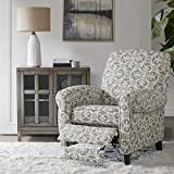 Cheap Kirby Recliner Chair Grey See Below