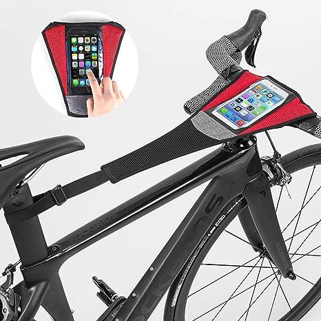 GSTARKL Cubierta para Sudor del Cuadro de la Bicicleta para el ...