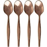 Creative Tops Cobre La Cafetiere Triplemente cucharillas, Juego