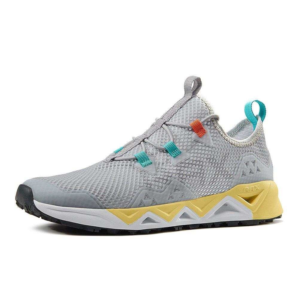Rax Herren Aqua Schuhe  44 EU|Grau