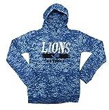 OuterStuff Girls Detroit Lions Long Sleeve Hoodie